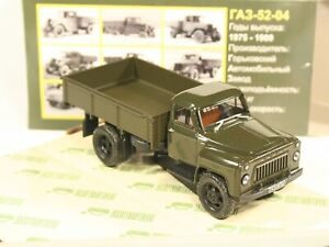 1:43 GAZ 66 WSZ Militar Tankwagen russian Modimo #11 USSR truck NVA DDR UdSSR