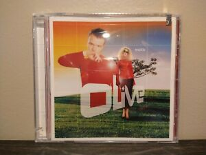 OLIVE - Trickle CD Brand NEW Factory sealed Dance Electronica