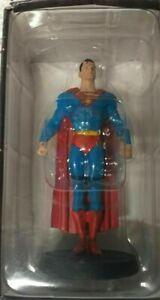 SUPERMAN STATUA STATUE PIOMBO  DC COMICS EAGLEMOSS FIGURE 2008 no fascicolo