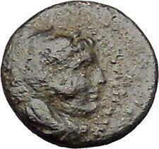 ALEXANDER III the GREAT 336BC RARE Quarter Unit Small Ancient Greek Coin i47316