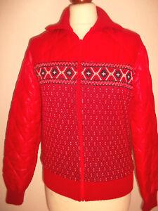 rare-true-vintage-80-s-Jacke-Steppjacke-oldschool-80er-Jahre-ski-track-jacket-38