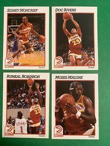 1991-92 NBA Hoops basketball cards #1 - #300 U-Pick