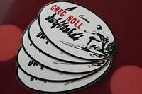 Vintage Surfing Greg Noll Vinyl 4x6in Sticker - Lot Of 5 - Da Bull Mickey Dora