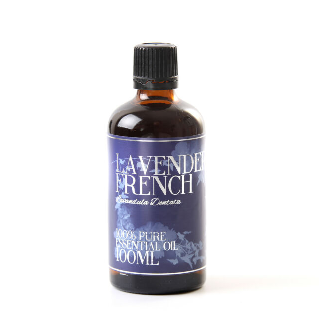 Mystic Moments | Lavender French Essential Oil - 100% Pure 100ml (EO100LAVEFREN)