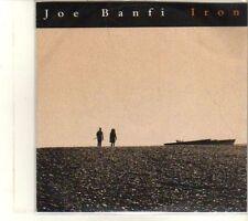 (DT752) Joe Banfi, Iron EP - 2012 DJ CD