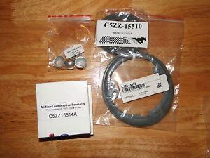 1967 1968 Cougar Mustang Reverse Lamp restoration kit Mounting Pads Lenses Seals