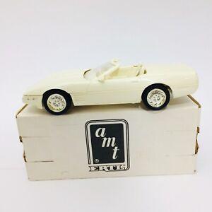 ERTL-Dealer-Promo-Car-1991-Cascade-White-Corvette-Convertible-6044EP-w-Box