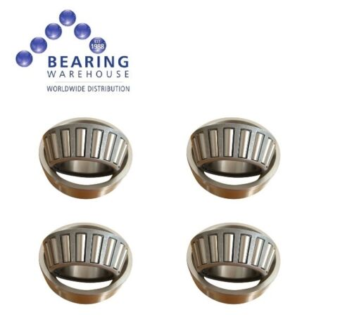 2x LM 67048//LM 67010 2x LM 11949//LM 11910 Taper Roller Bearing set//kit