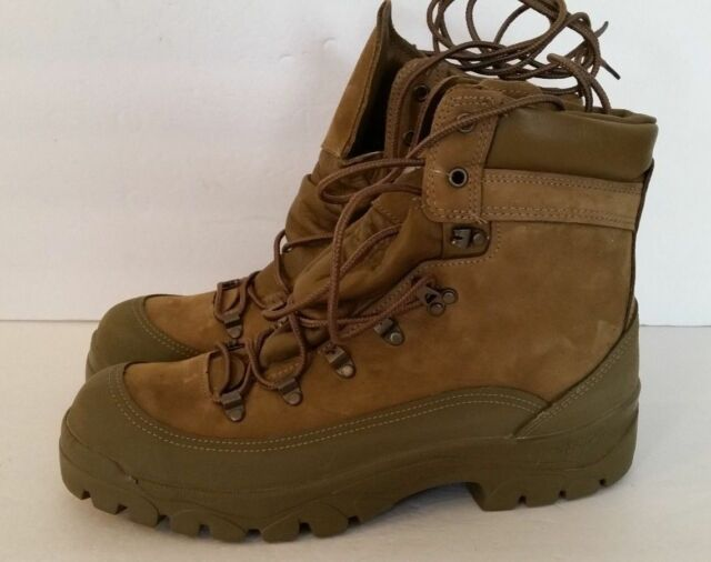 BATES US MILITARY ISSUE 3412C MCB MOUNTAIN COMBAT HIKER BOOTS Size 11 Reg NWT