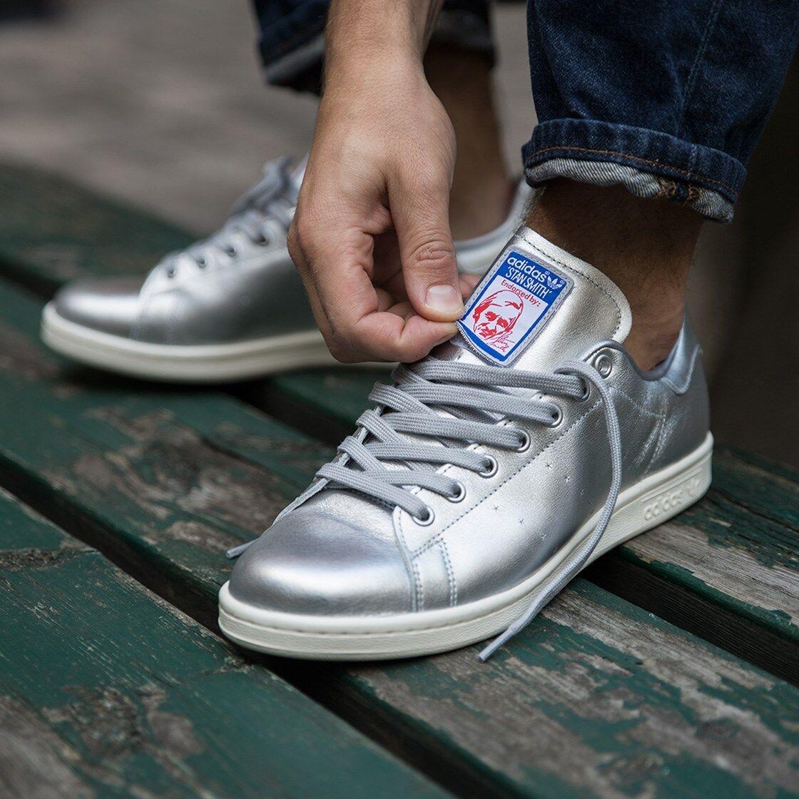 """Adidas Originaux Stan Smith """"Scaphandre"""" S75508 hombres hombres hombres Talla US 7.5 100% c2dc14"""