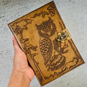 Owl Blank Paper| Owl Planner Journal Page LITTLE OWL Journal Page Owl Blank Spell Paper Owl Stationary Printable for Book of Shadows