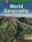 Holt Mcdougal World Geography: Holt Mcdougal World Geography : Student Editon Grades 6-8 2009 by Salter (2009, Hardcover)