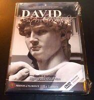 il David Di Michelangelo (dvd 2004) Italian/english Restoration Sealed