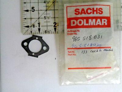 Original compensation vitre Dolmar 112 119 120 120 si 123 133 309 6800 I 900004363