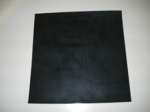 "WHITE STYRENE POLYSTYRENE PLASTIC SHEET .020/"" THICK 6/"" X 6/""  LOT OF 10 SHEETS"