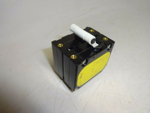 AIRPAX UPGH11-1674-17 CIRCUIT BREAKER 10AMP 250V 2POLE