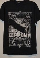 Led Zeppelin Robert Plant Jimmie Page Mens T Shirt