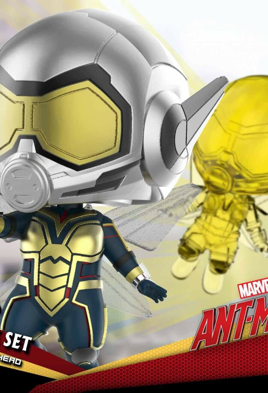 Hot Toys Cosbaby The Wasp Collectible Set Set Set COSB490 b5f97a