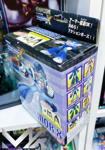 2003 MEGAMAN ROCKMAN EX ARMOR X Including Bonus Parts BANDAI NEW IN BOX