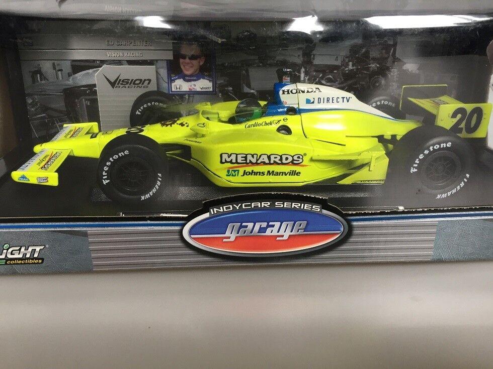 1 18 GreenLight GreenLight GreenLight IndyCar ED Carpenter Honda 99ee0a