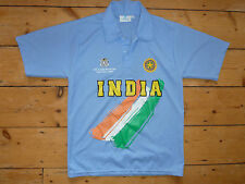 size: medium  ODI INDIA CRICKET Shirt  retro 2003 Cricket World Cup Jersey