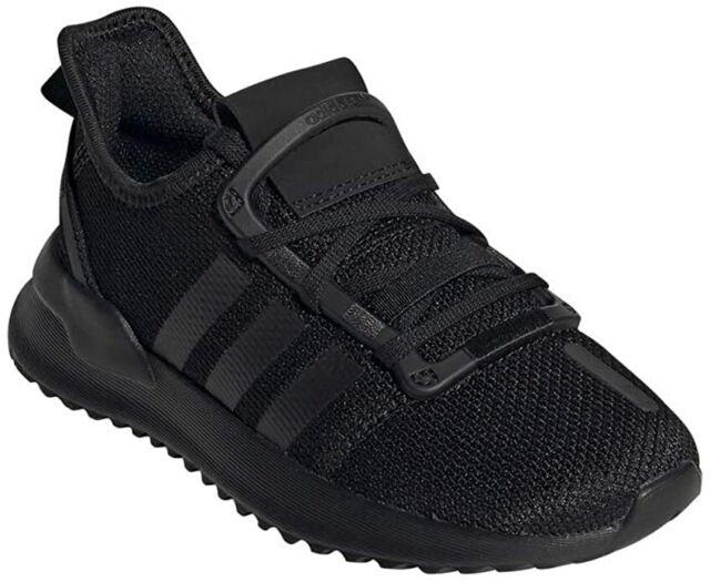 adidas Kids Originals U Path Run C Shoes - Fw1347 Size 3 Black