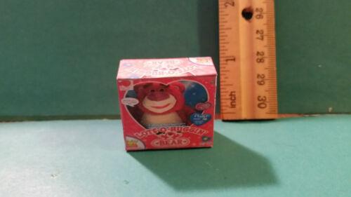 Barbie Doll 1:6 Miniature Toy Story Lots O Huggin Bear for Kelly Toyroom