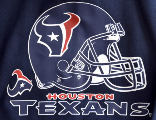 Houston TEXANS 3XL XL M 2XL Navy Blue HOODIE- Sizes S 5XL 4XL L