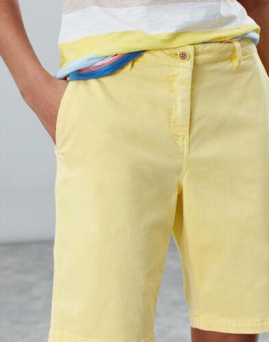 Joules Da Donna Pantaloncini Chino crociera lungo in estate Bay