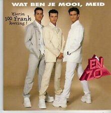 (AO559) Enzo, Wat Ben Je Mooi, Meid - 1998 CD