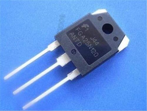 2 Stücke FGA25N120 FGA25N120ANTD BIS-3P Fairchil eh