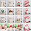 Large-Canvas-Merry-Christmas-Santa-Sack-Xmas-Stocking-Apple-Gift-Storage-Bag miniatura 1