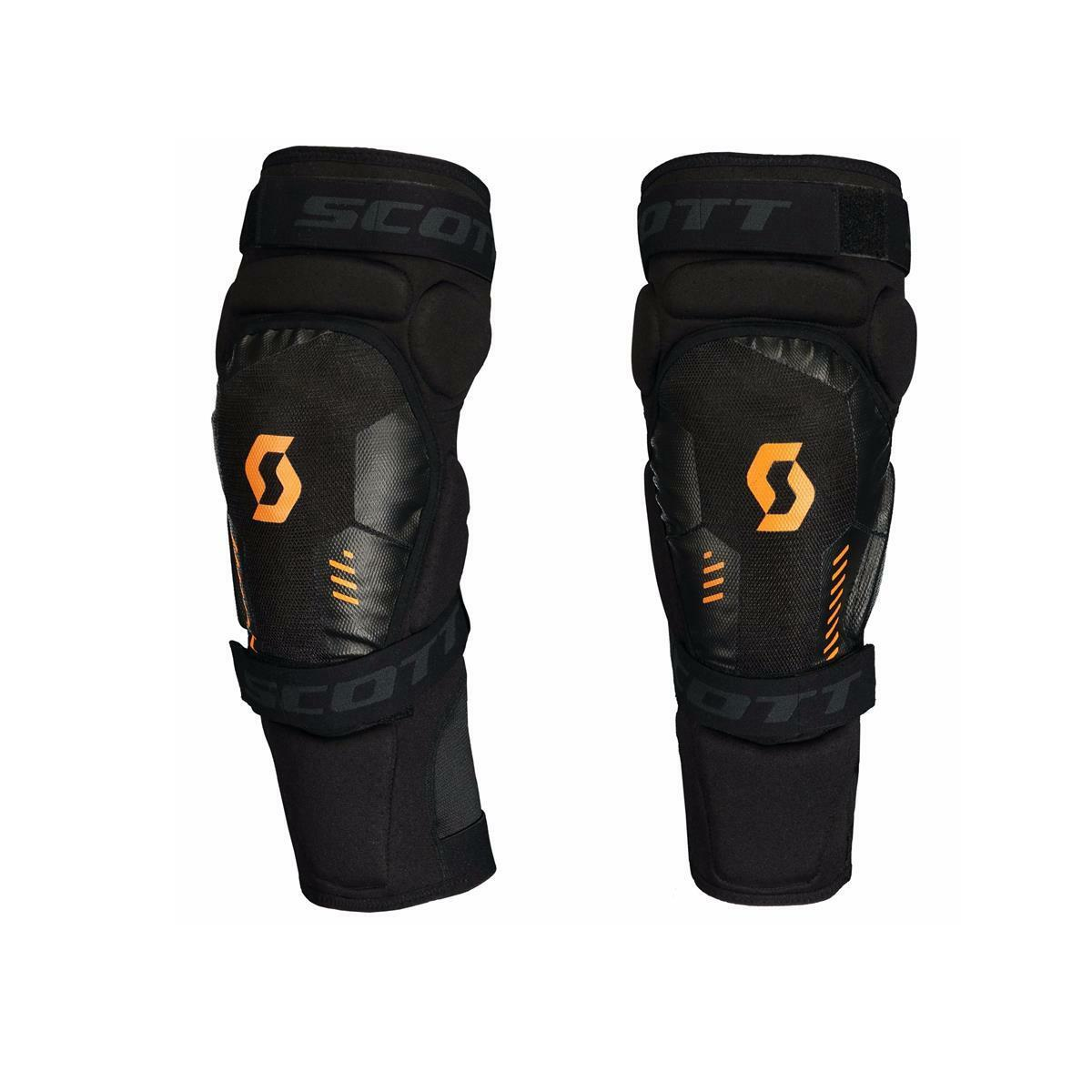 Kneepads guards softcon 2 black SCOTT predections