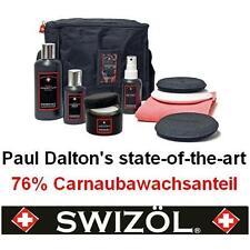 SWIZÖL SWISSVAX DISCOVERY KIT mit Crystal Rock Wachs - Paul Dalton