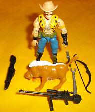 GNAWGAHYDE (v1) 1989 Series 8 - G.I. Joe GI Hasbro ○○○○○ COMPLETO