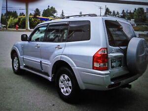2004 Mitsubishi Montero LTD