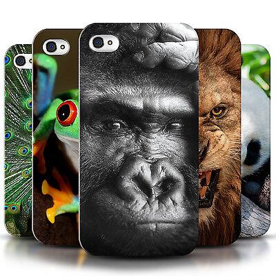 STUFF4 Phone Case/Cover/Skin Wildlife Animals Safari/Zoo Collection /Hard Back