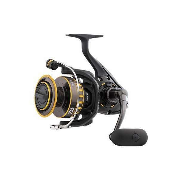 New Daiwa BG Saltwater Spinning Fishing Reels 5.7 1