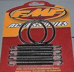 FMF Pipe Springs Gaskets O rings Yamaha Banshee YFZ-350 YFZ350 YFZ 350 2002 All