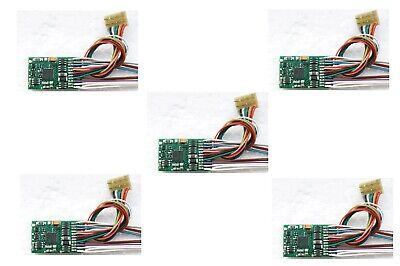 Attento 5er Set Tams Ld-g-31 Plus Lokdecoder Dcc/mm Con Nem 652-spina Nuovo Ovp-mostra Il Titolo Originale