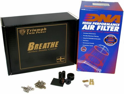 Airbox Modification Kit TTP Carb Stage 1 Torque Induction Kit