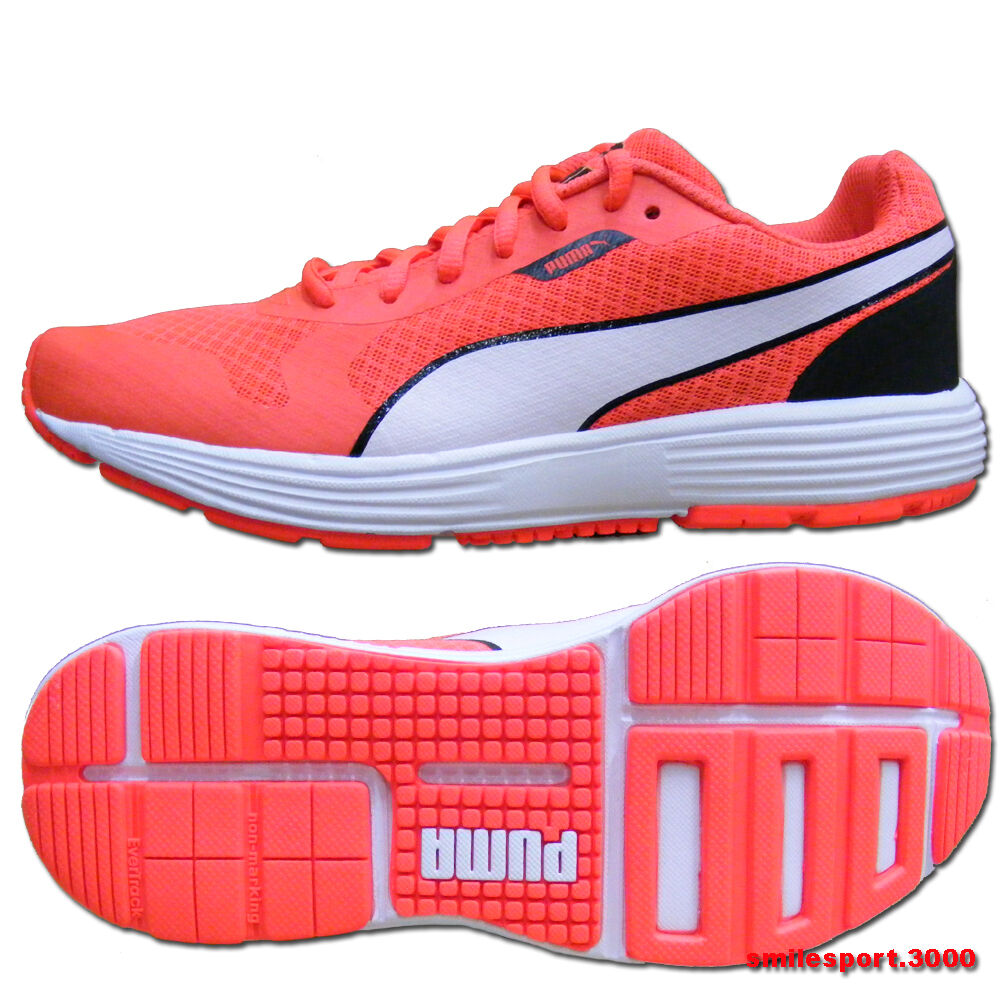 ammortizzate chaussures 358787_10 corsa puma st runner course / corsa 358787_10 maille 4a1634
