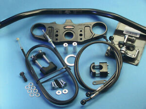 ABM-Superbike-Lenker-Kit-Kawasaki-ZX-10-R-ZXT00E-08-10-schwarz