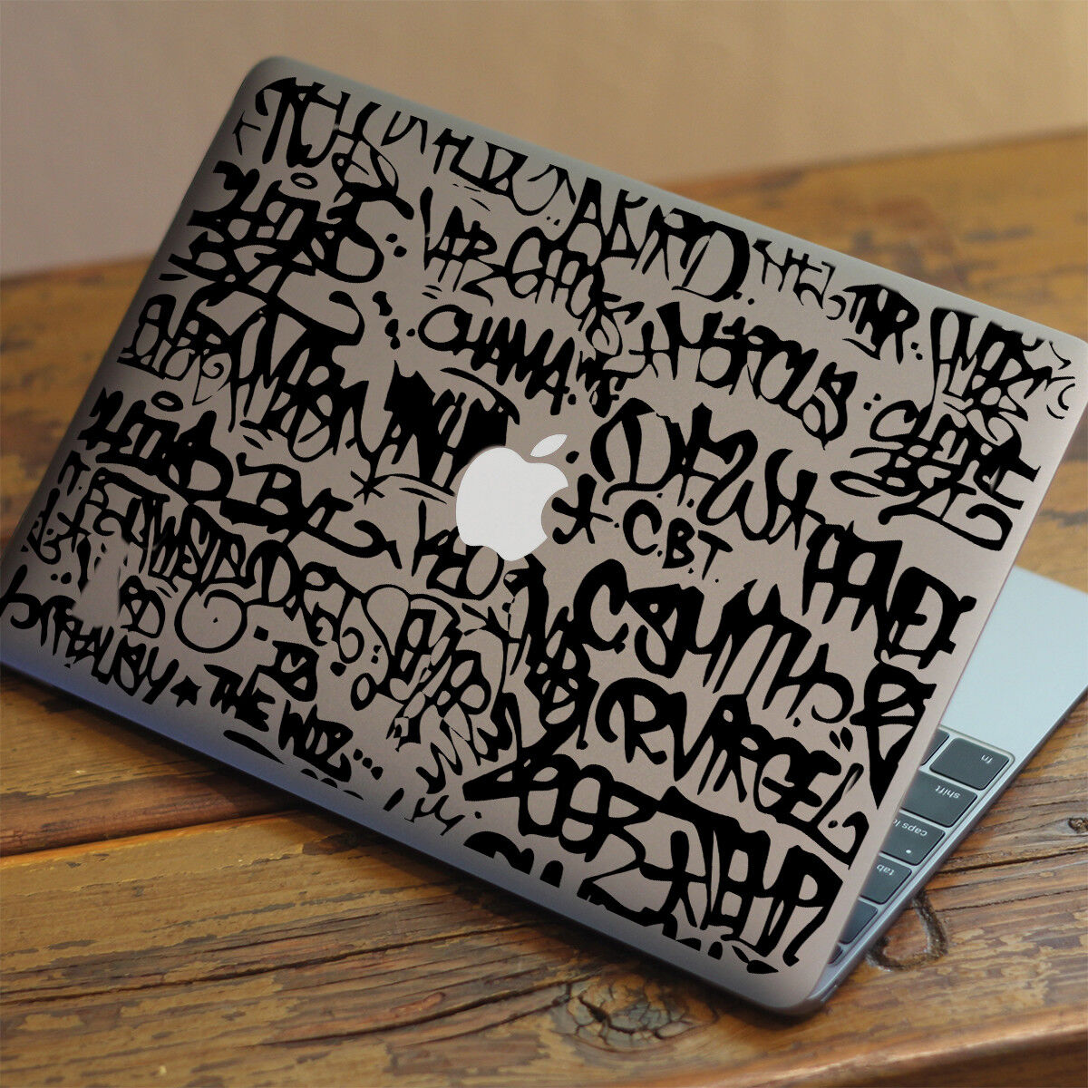 FULL GRAFFITI Apple MacBook Decal Sticker fits 11