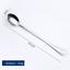 Stainless Steel Long Tea Latte Coffee Spoon Soda Ice Cream Dessert Sundae Spoons