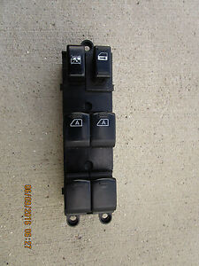 25401-7Y010 Drivers Side Left Master Power Window Switch Compatible for 2004 2005 2006 2007 2008 3.5L V6 Nissan Maxima Infiniti FX35 Window Switch