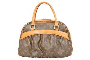 Louis-Vuitton-Monogram-Mizi-Hand-Bag-M40058-YG00398