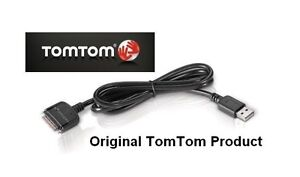 TOMTOM-TOM-TOM-GO-540-740-940-amp-550-750-950-PC-COMPUTER-CONNECT-VERBINDUNGS-KABEL