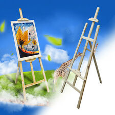 Wood Wooden Easel Art Stand For table top Drawing Sketching Painting Display USA