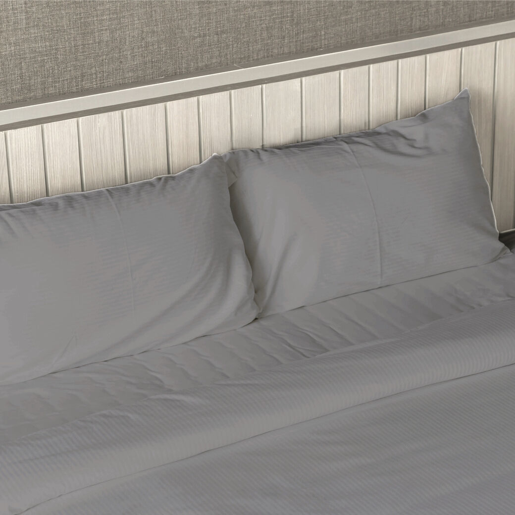 Details About High Thread Count 1800 4 Piece Bed Sheet Set Egyptian Cotton Feel